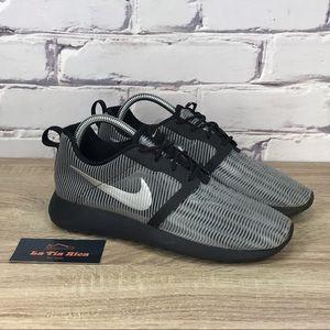 Nike Roshe One Flight Weight Grey Black